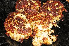 Thunfischfrikadellen, low carb, low fat, kalorienarm (Rezept mit Bild) | Chefkoch.de