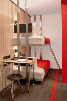 Tthe Pod Hotel, NYC. Affordable and centrally located in Midtown, 51st street. Short walk to Rockefeller Centre.  Have stayed 04/2008