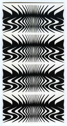 English textile designer Barbara Brown produced thesesuperb textiles in the 60s and 70s.