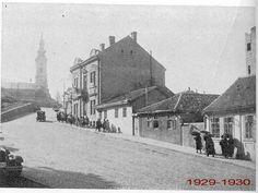Pariska ulica prema Sabornoj crkvi, 1929-1930