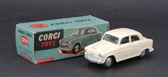Mettoy Corgi diecast No.201M Austin Cambridge Saloon 1956-59