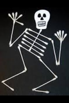 Q-tip skelly