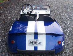 Custom racing golf carts, race carts, nascar golf carts