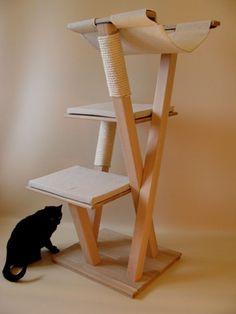 Pinterest le catalogue d 39 id es - Arbre a chat original ...