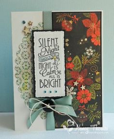 Creative Palette: Silent Night Holy Night