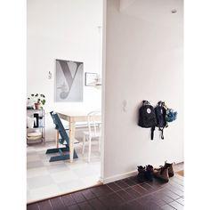 | F a v o r i t  i  r e p r i s | #epk48kvadrat #sfs #kök #kitchen #hall #minikånken #stokke #trippt - arkitekten_o_snickarn