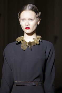 Saint Laurent | Spring 2011 Ready-to-Wear Collection | Style.com