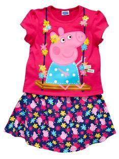 peppa-pig-girls-top-and-skirt-set-2-piece