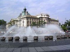 Palace of Justice, Munich, Germany