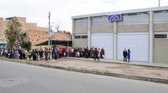 Inauguración en Suba, El Pinar #Bogotá Street View