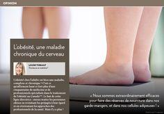 L'obésité, une maladie chronique du cerveau - La Presse+ To Gain Weight, Poisonous Plants, Maths Formulas, Health Professional, Chronic Illness