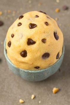 Healthy Paleo Breakfast Cookie Dough