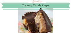 These Trim Me Creamy Candy Cups bring back memories of eating a 3 musketeers or a milky way bar only they are healthy and trimming with a secret ingredient!