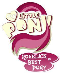 Roseluck mlp logo