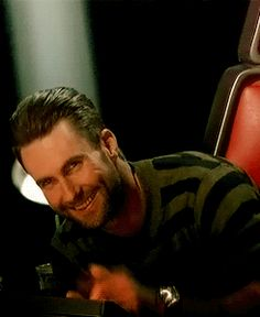 Adam Noah Levine Love You Gif, Love You More, My Love, Adam Levine, Maroon 5, Hot Men, Hot Guys, My One And Only, My Darling