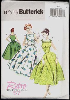 Uncut 1950s Retro Size 14 16 18 20 Flared 1957 Dress Belt