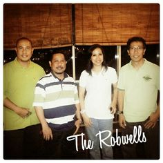 The Robwells 4