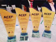 Novotel Kolkata wins FOUR awards at Asian Consumer Engagement Forum awards 2016 last Friday at the awards ceremony at Holiday Inn, Mumbai!