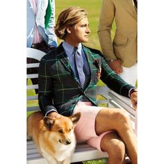 "Ralph Lauren Style on Instagram: ""POLO x PRINTEMPS x PLAID How I plan to spend my spring. Who said Tartan plaid was just for fall and winter? From one of my favorite modern…"""