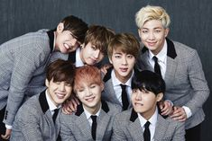 More pictures from BTS photo shoot 'Real Family Picture' released! | allkpop.com