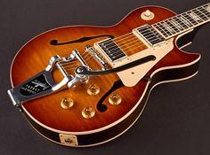 Gibson 2015 Memphis Limited Run ES-Les Paul w/Bigsby Tremelo Semi-Hollow!