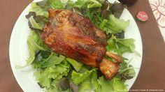 Stinco di maiale alla Birra, #senzaglutine: buonissimo!