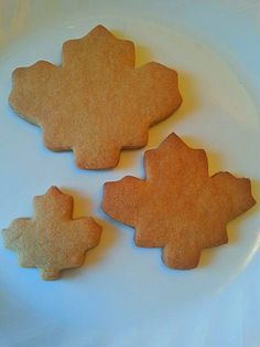 LOCAL DELIVERY Only Real Maple Sugar Cookies  Plain by bakezerker