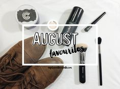 August Favorites | Explore with Corinth