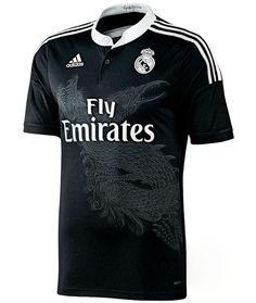 Maillot de foot Real Madrid Third 2014/2015