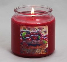 Preparing for #VDay2014? Get in the spirit with yummy Cranberry scents.