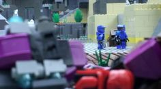 LEGO Halo: The Movie - 27 minute stop-motion film.