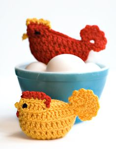 Finding Free Crochet Patterns - Farm Animals
