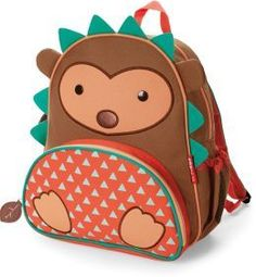 For the Little Ones: Zoo backpack - Hedgehog @Barnes&Noble