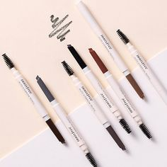 Innisfree Auto Eyebrow Pencil 90.000 đ Về thêm những màu: 02- sky black 03 - drawning gray 04- ash brown 06- urban brown