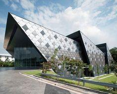 Permata UKM / GDP Architects @ Universiti Kebangsaan Malaysia
