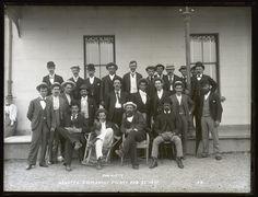 Sharing Arnott's Employee's Picnic Committee, Toronto Hotel, Toronto, NSW, 25 February 1897 at Living Histories