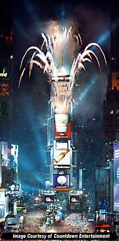 Times Square New Years Eve Newyork Nyc Pinsland Https