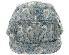 detailed look ad365 42eaf RVCA Liberty Hera 5-Panel Camper Strapback Hat