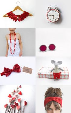 #red #passion by #MUSA on Etsy--Pinned with #TreasuryPin.com