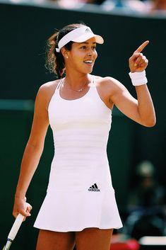 Wimbledon 2015: Ana Ivanovic (Adidas)