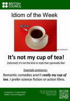 not my ☕ of tea