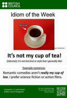 not my ☕ of tea