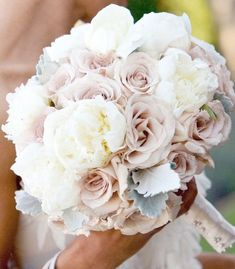 Pastel wedding flower wedding flower bouquet bridal bouquet wedding flowers add pic source on comment and we will update it. www.myfloweraffair.com can create this beautiful wedding flower look.