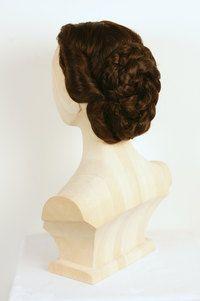 Frisur der Brautzeit - zum Vergrößern des Bildes klicken (öffnet eine Lightbox)