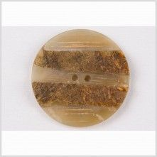 48L/30.5mm Natural Horn Coat Button