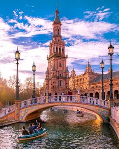Seville Spain : Seville Spain : Who would you want to discover this place with? Ser parte de ellos es lo que te hará disfrutar una verdadera aventura! Being part of them is what will make you enjoy a true adventure! Vacation Trips, Beach Trip, Beach Travel, Monte Everest, Barcelona Spain Travel, Wanderlust Hotel, Andalucia Spain, Granada Spain, Malaga Spain