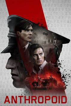 Anthropoid | Jamie Dornan | Cilian Murphy | A Nazi regime movie, based in Czechoslovakia | A gripping tale that depicts the events surrounding the assassination of Reinhard Heydrich, Hitler's third in command |