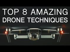 How to film amazing aerials with your drone | DroneFilmSchool - YouTube