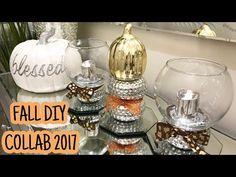 FALL DIY COLLAB 2017 - YouTube