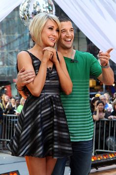 "Chelsea Kane Photos - Cast Of ""Dancing With The Stars"" Visits ABC's ""Good Morning America"" - Zimbio"